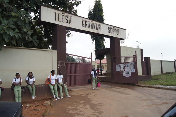 Ilesa The Official Website Of The State Of Osun - Ilesa map