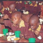 Pupils-were-enjoying-their-mid-day-meals-courtesy-of-GOV.-AREGBESOLAS-O-MEALS-School-Feeding-and-Health-Programme