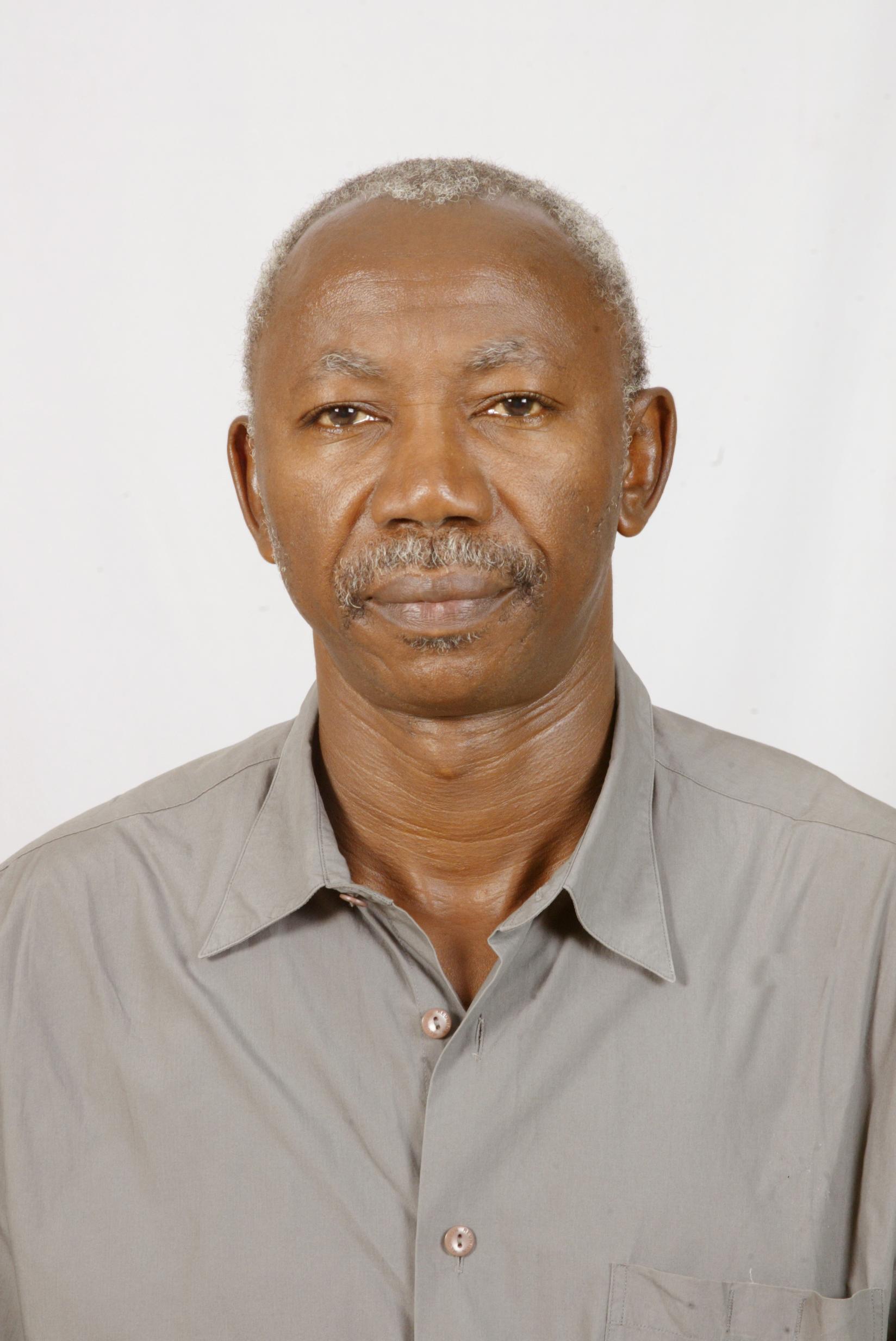 Gbenga Adebusuyi
