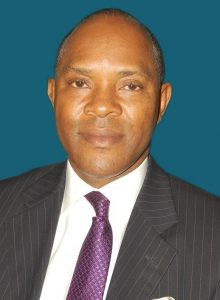 Stephen Kola-Balogun - Commissioner For Youth, Sports & Special Needs