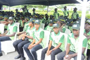 Cross section of Osun Rural Enterprise and Agriculture Programme ( O-REAP) Youth Academy, during the launching of 2nd Edition of the Youth Academy, at the State Secretariat, Abere, State of Osun on Thursday 29-08-2013