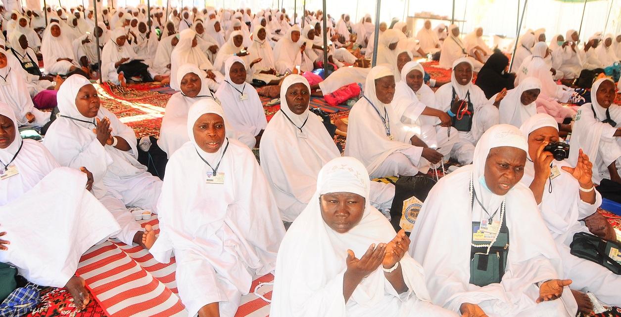 589 Osun pilgrims In Makkah 2B
