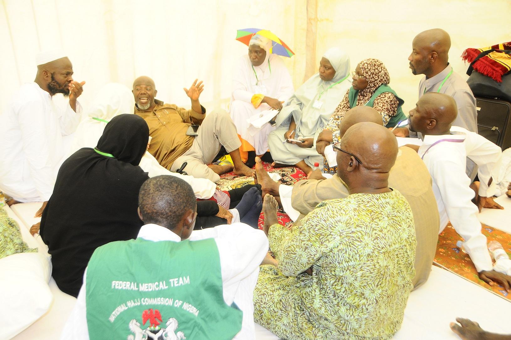 589 Osun pilgrims In Makkah 3A