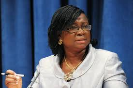 Dr. Precious K. Gbeneol The Senior Special Assistant to the President on Millennium Development Goals