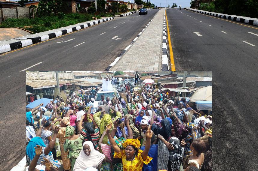 Osogbo Road Commissioning-1c