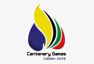 Centenary Games logo