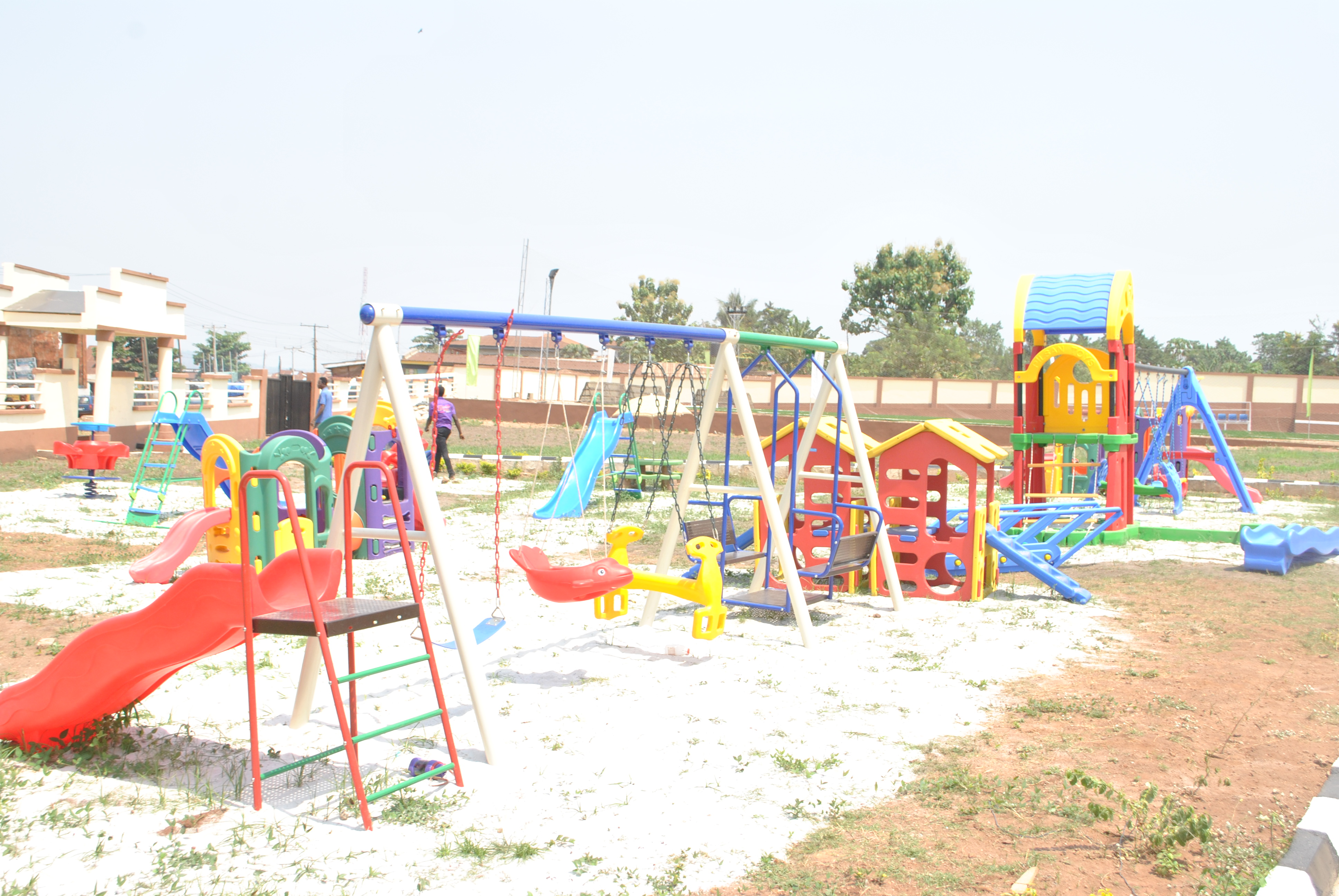Holy Trinity Elementary sch, Muroko Ilesa L.A Elementary School, Imo,  Ilesa