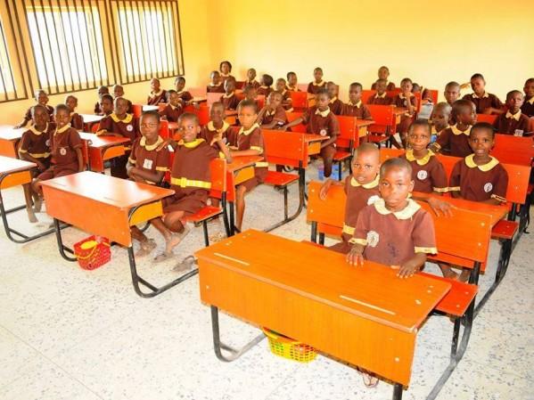 St Peter Elementary School,Isona,  Ilesa Methodist Elementary School, Oke Omi, OsuAtakunmosa West