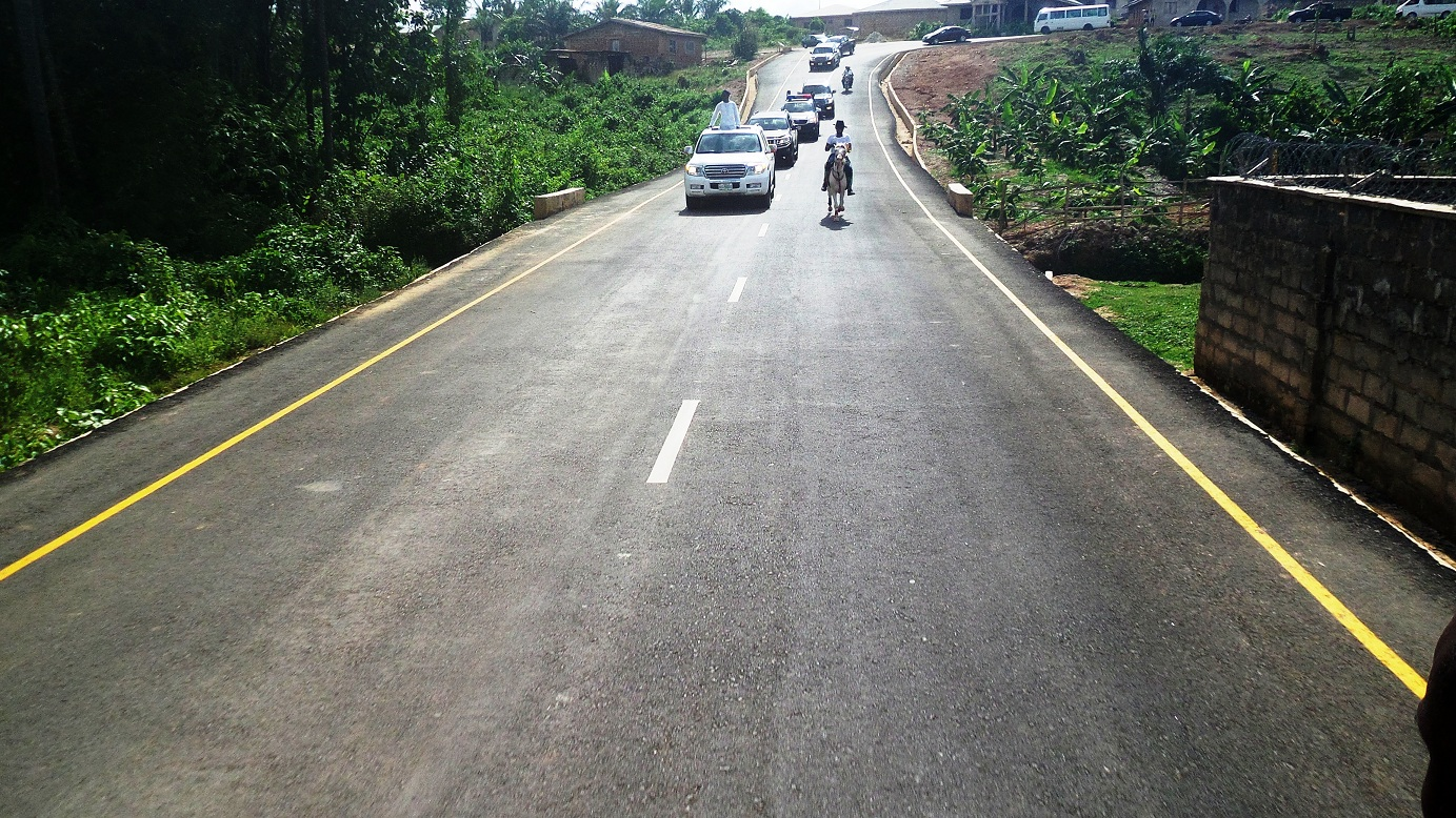 Ilesa Township Roads Rehabilitation