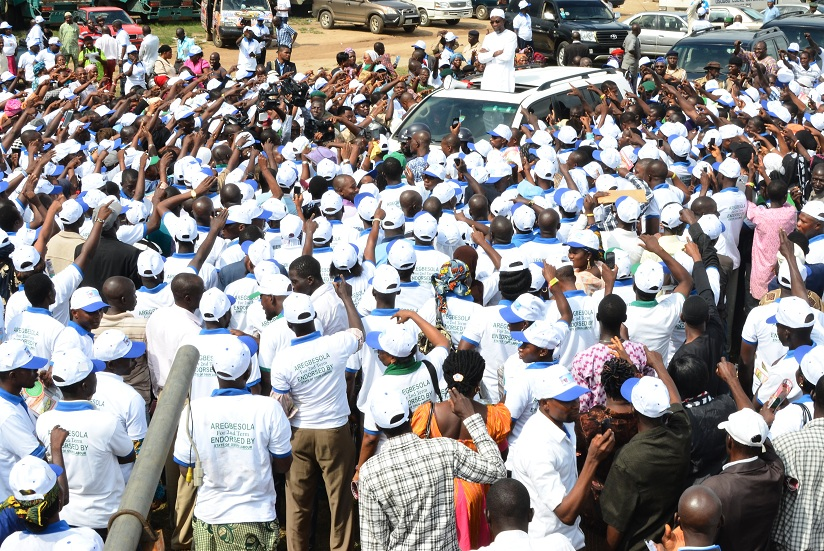 Osun Labour Union Endorse Aregbe-2