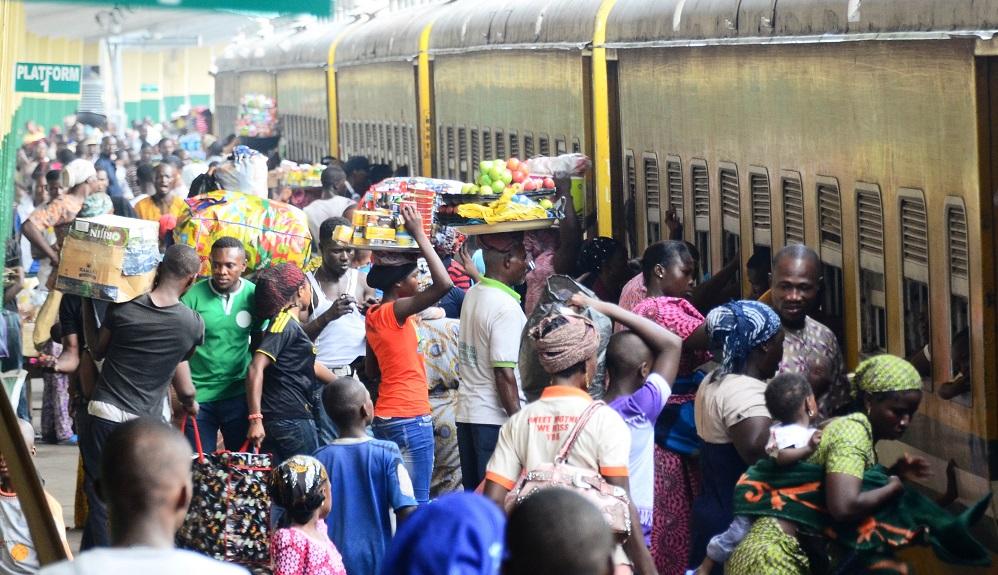 Eid-el-Kabir Free train ride - 7