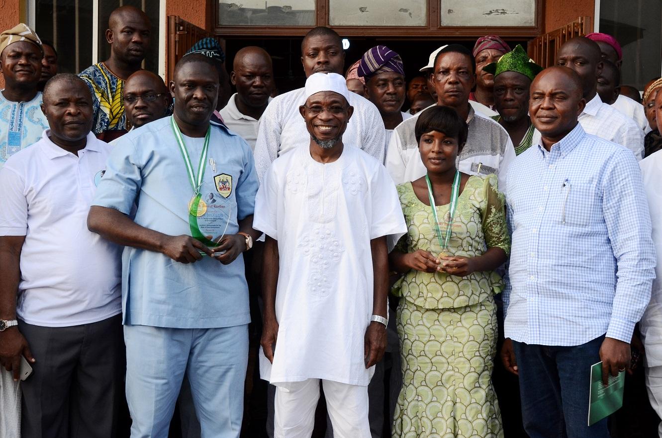 Enviromentalist Award - 4