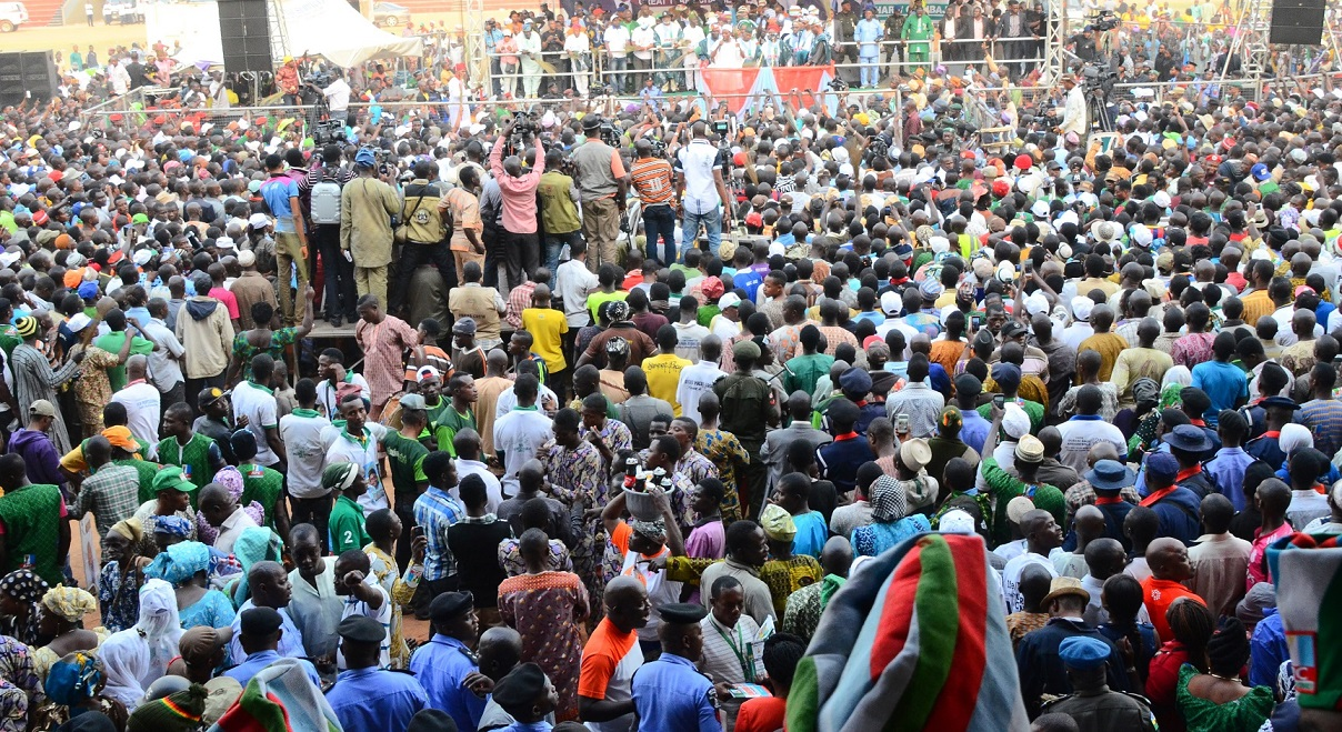 Buhari Rally-8