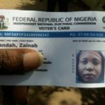 Nigerian-votercard