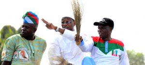 MEGA RALLY GOVERNORSHIP CANDIDATE APC LAGOS STATE 1a