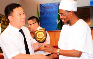 Courtesy Visit by Cocoa Industry Ede 2