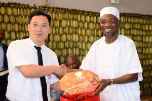 Courtesy Visit by Cocoa Industry Ede 4