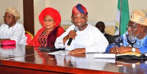 Aregbesola Inaugurates Committee on Salary Payment- 1
