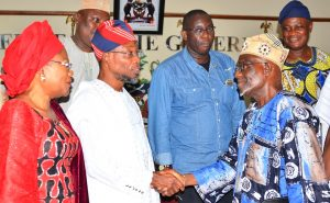 Aregbesola Inaugurates Committee on Salary Payment- 3