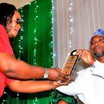 AOPSHON Award to Governor Aregbesola 4