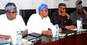 Odua Owner State G overnors Meeting 5