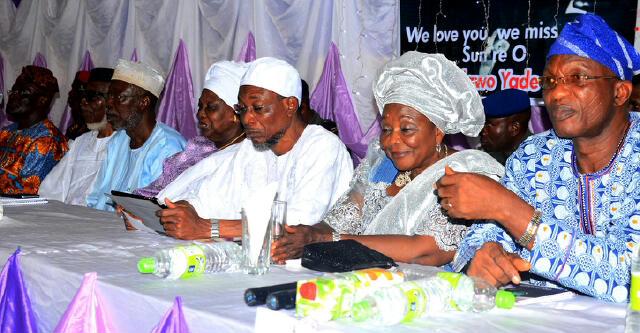 25th Remembrance Ayoade Ojewumi 1