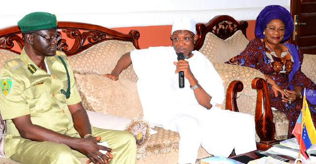 New-Comptroller-of-Prisons-Osun-State-Command-meets-aregbesola1