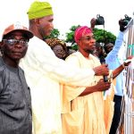 Aregbesola Flags-off Modern Markets  2