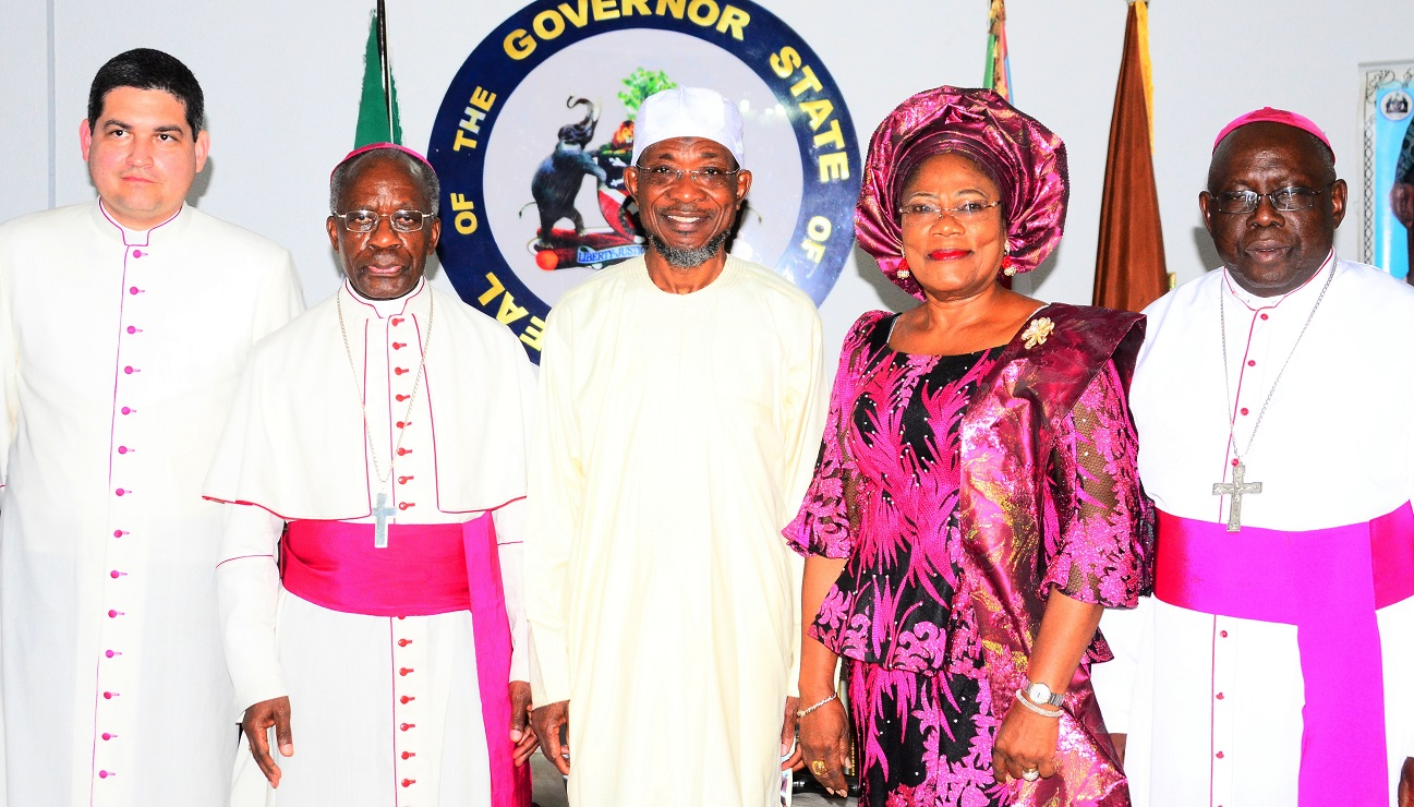 Osun Government Hosts Catholic Faithful 2
