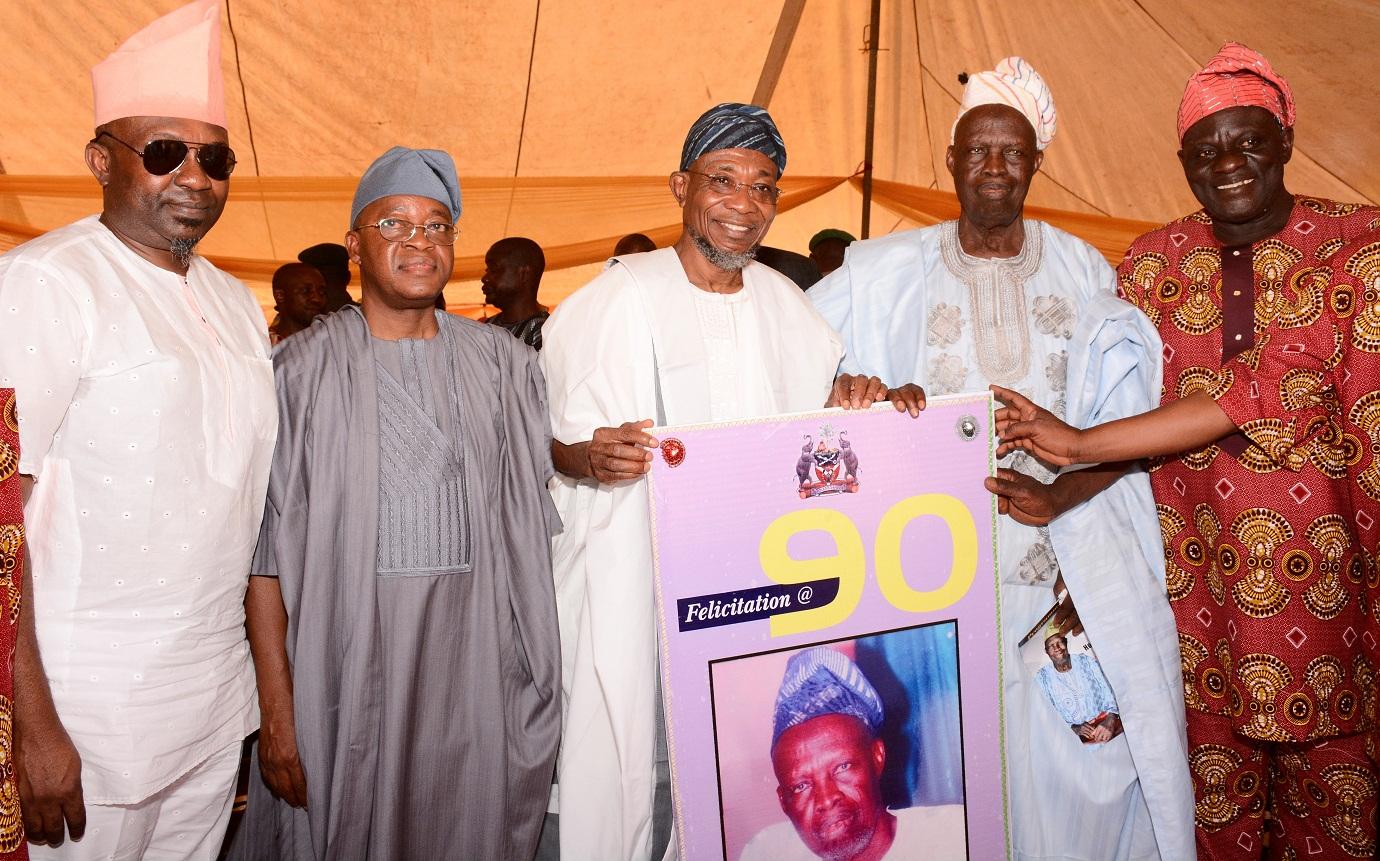 90th Birthday Baba Lawal 3