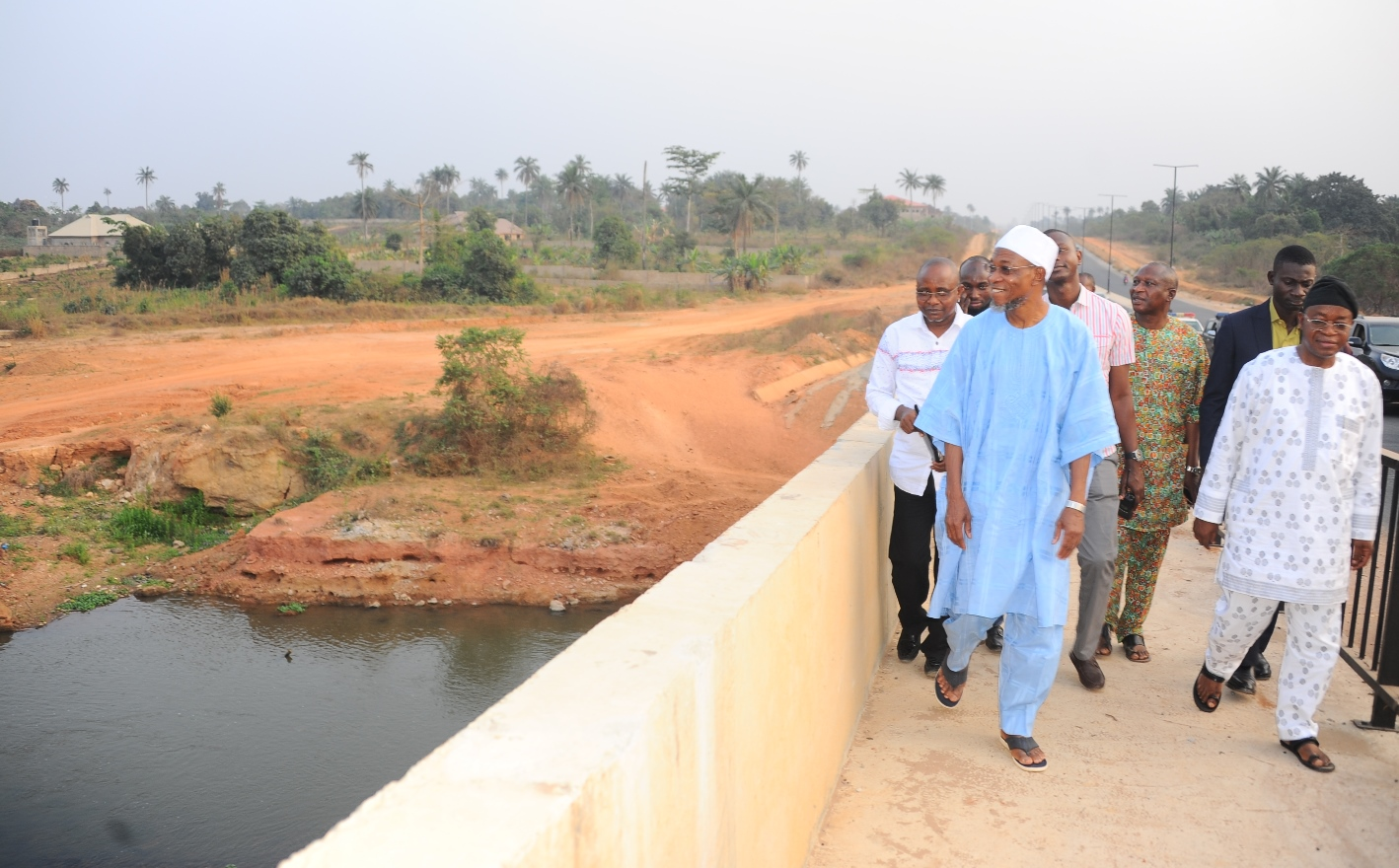 INSPECTIONS OF BRIDGE 3A