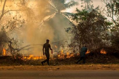 Aregbesola-fire
