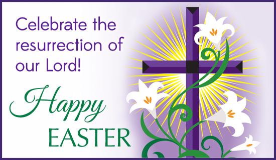 Happy Easter - St. Mother Teresa High School